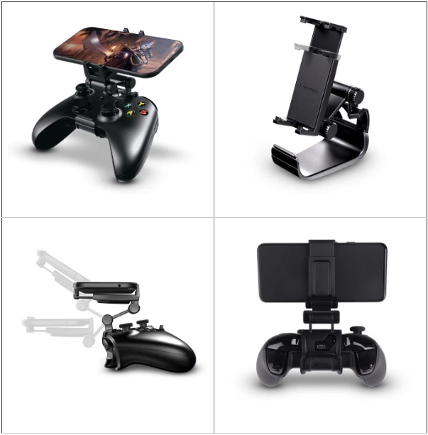 Microsoft's designed for xbox program to include new mobile gaming accessories made for project xcloud - onmsft. Com - october 24, 2019