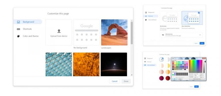 Chrome 78 now rolling out, with new tab customization options, click-to-call feature for some - onmsft. Com - october 23, 2019