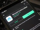 Onedrive android beta