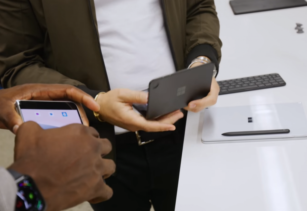 Is Surface Duo the mobile device Windows Phone fans have been looking for? OnMSFT.com October 11, 2019