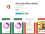 """Microsoft is offering a slimmed down single """"Office Mobile"""" app preloaded on select Samsung phones OnMSFT.com October 8, 2019"""