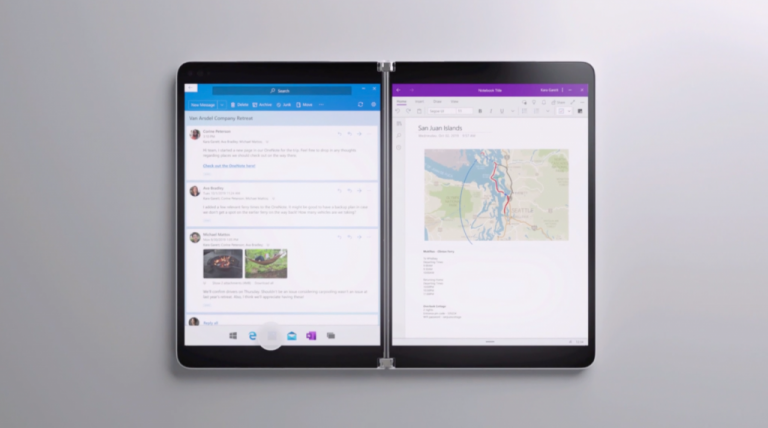 Windows 10 news recap: dual-screen surface neo device coming next year, major pc manufacturers announce windows 10x device plans, and more - onmsft. Com - october 5, 2019