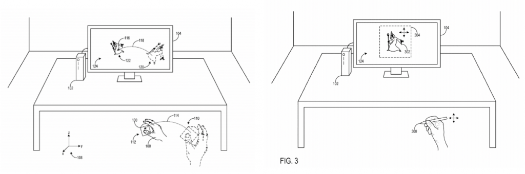 Microsoft gets two VR-related patents describing VR Mat and new input device OnMSFT.com October 4, 2019