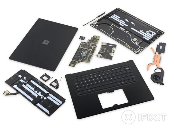 iFixit says Microsoft's Surface Laptop 3 is much more repairable than previous models OnMSFT.com October 24, 2019