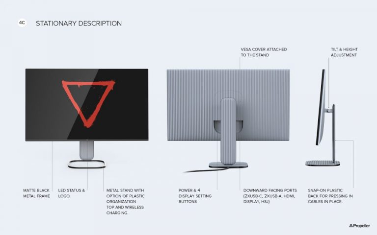 Surface pro competitor eve-tech is deciding on a new dedicated monitor option - onmsft. Com - october 1, 2019