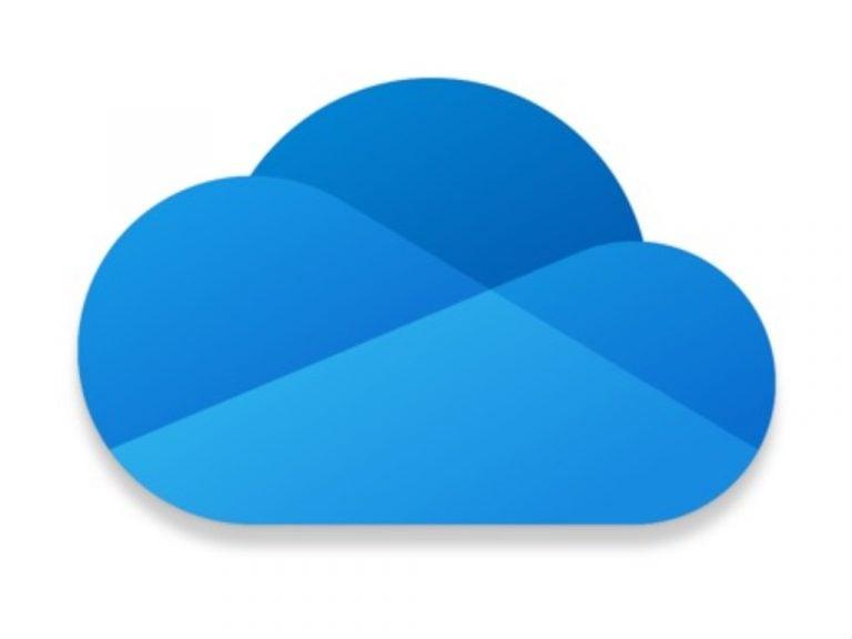 Microsoft onedrive app icon.