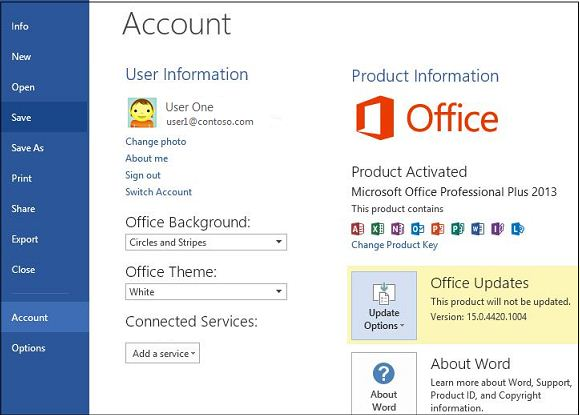 How to manage updates for Office 365 OnMSFT.com October 23, 2019