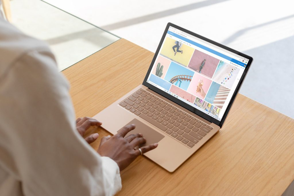 "Microsoft unveils the 13"" and 15"" Surface Laptop 3, pre-order today, available October 22 OnMSFT.com October 2, 2019"