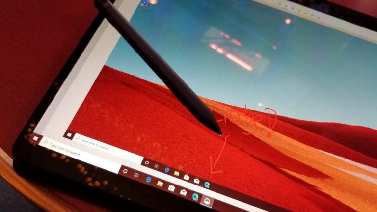 The new surface pro x unboxing and first impressions (video) - onmsft. Com - november 8, 2019