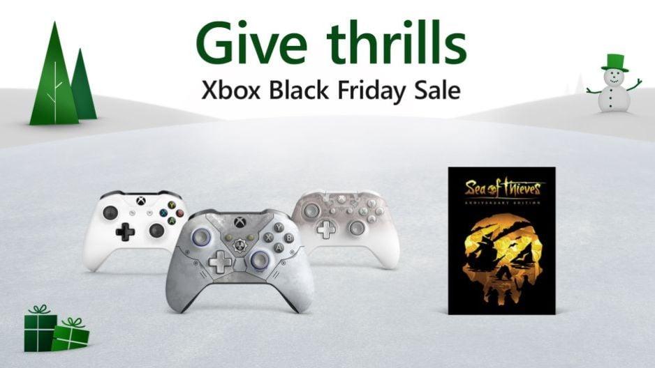 Xbox Black Friday Deals