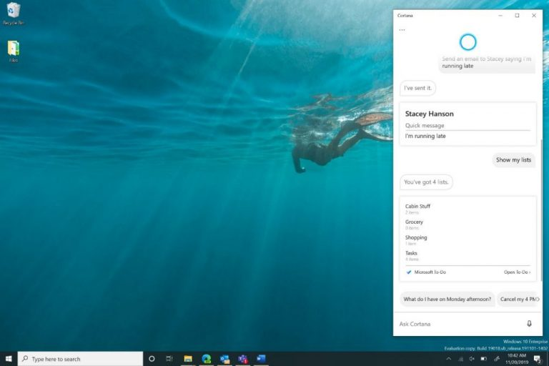 Windows 10 news recap: google cloud print shutting down, apple working on new media apps for windows, and more - onmsft. Com - november 23, 2019