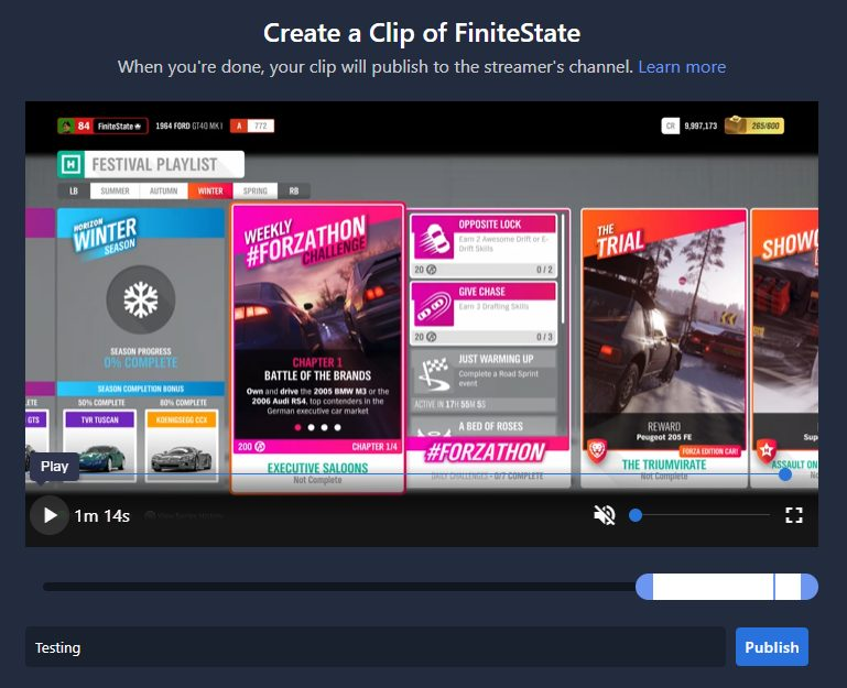 Microsoft's Mixer adds new controls for Clips OnMSFT.com November 20, 2019