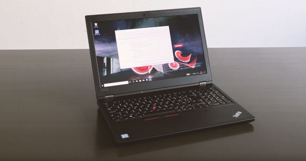 Lenovo ThinkPad P53: An ideal mobile workstation with expandability OnMSFT.com November 16, 2019