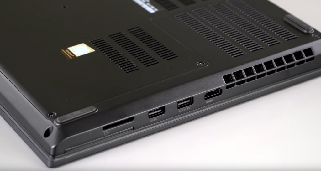 Lenovo thinkpad p53: an ideal mobile workstation with expandability - onmsft. Com - november 16, 2019