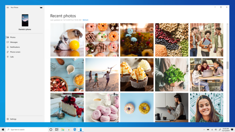Windows 10 news recap: Adobe Lightroom arrives in the Microsoft Store, Your Phone app to show up to 2,000 recent photos, and more OnMSFT.com December 21, 2019