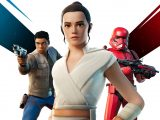 Fortnite Rise of Skywalker skins