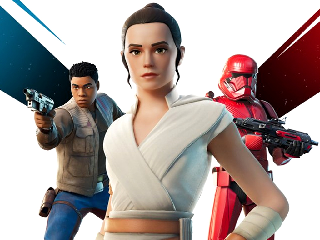 Fortnite May Be Getting Some Star Wars Or Mandalorian Video Game Content In December Onmsft Com