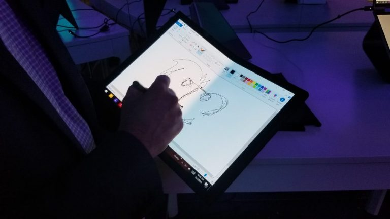 Dell concept ori hands on: is it like the surface neo or duo? - onmsft. Com - january 6, 2020