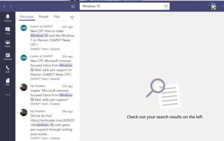 Top three ways you can boost your productivity with Microsoft Teams when working from home OnMSFT.com March 10, 2020