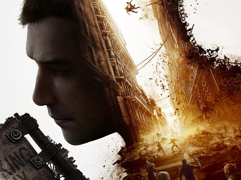 Dying Light 2 video game on Xbox One