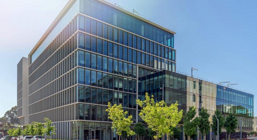 Microsoft Berkeley office