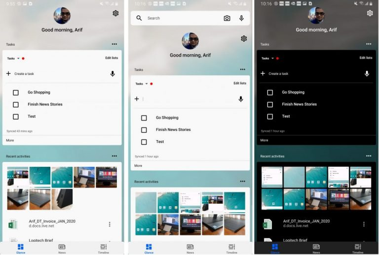 Hands on with Microsoft Launcher 6.0: Ready for Surface Duo? OnMSFT.com January 13, 2020