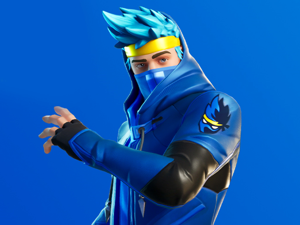 Popular Mixer Streamer Ninja Gets His Own Epic Skin In The Fortnite Video Game Onmsft Com Check out their videos, sign up to chat, and join their community. popular mixer streamer ninja gets his