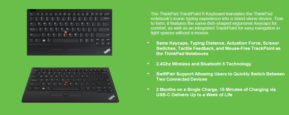 CES 2020: Lenovo updates its Think lineup for the office in a new decade OnMSFT.com January 3, 2020