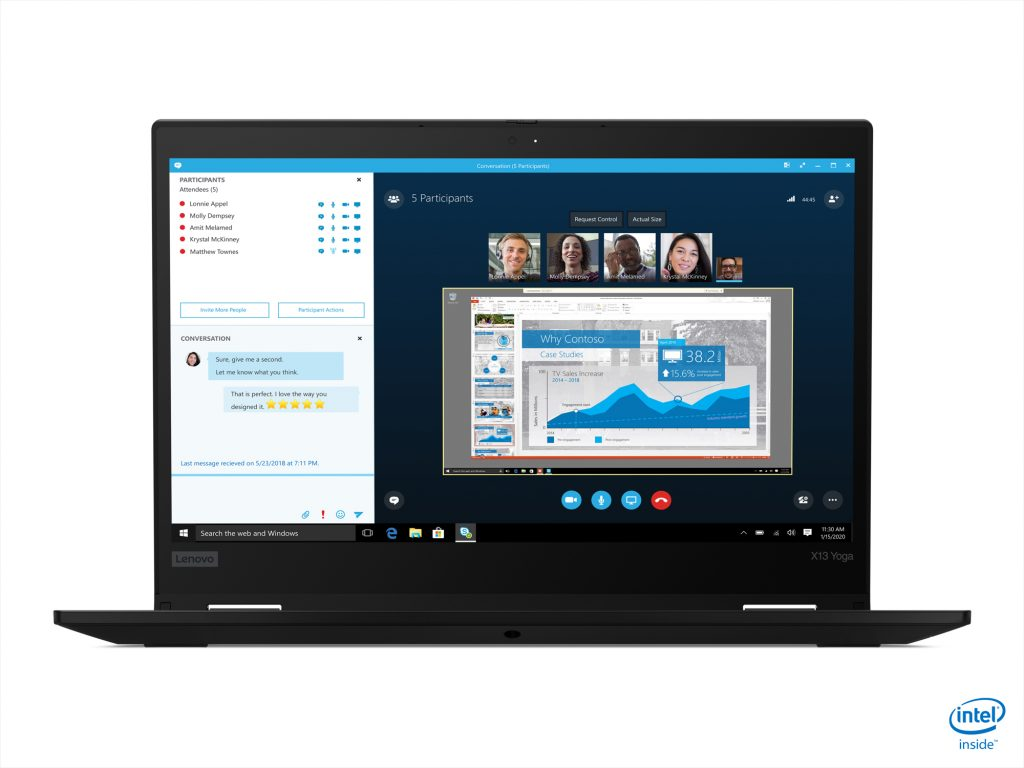 Lenovo updates its thinkpad line for 2020 with wi-fi 6, amd mobile processors, and cell-touch options - onmsft. Com - february 24, 2020