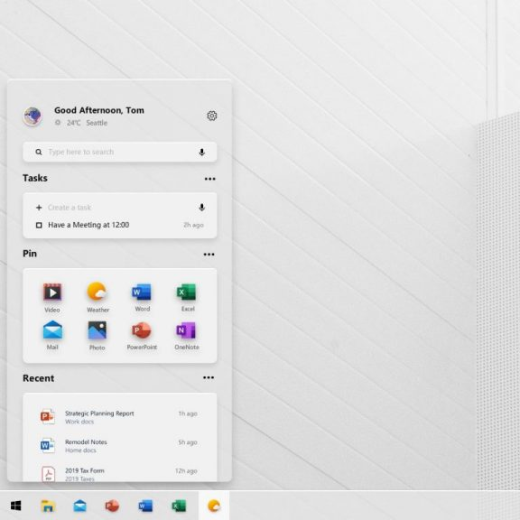 Fan-made concept gives Windows 10 a beautiful new look inspired by Fluent Design and Windows 10X OnMSFT.com February 23, 2020