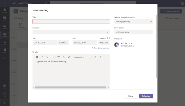 Made the switch from Slack? Or new to Teams? Here's our getting started guide to Microsoft Teams OnMSFT.com February 12, 2020