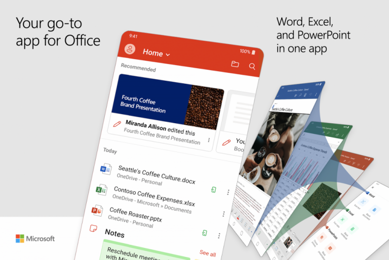 Microsoft news recap: all-in-one office app available on android and ios, microsoft plans to bring defender to mobile devices, and more - onmsft. Com - february 22, 2020