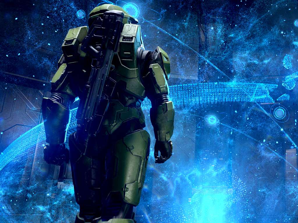Halo Infinite on Xbox One and Xbox Series X consoles