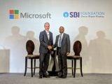 Microsoft - sbi foundation
