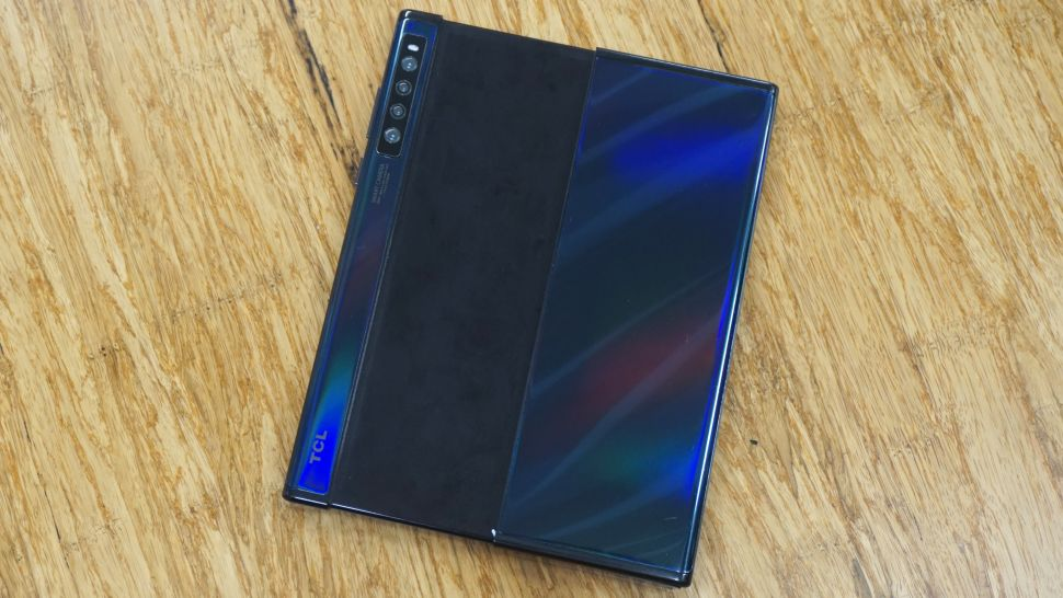 Tcl's new folding and flexing screens look to expand the 'foldable' market - onmsft. Com - march 5, 2020