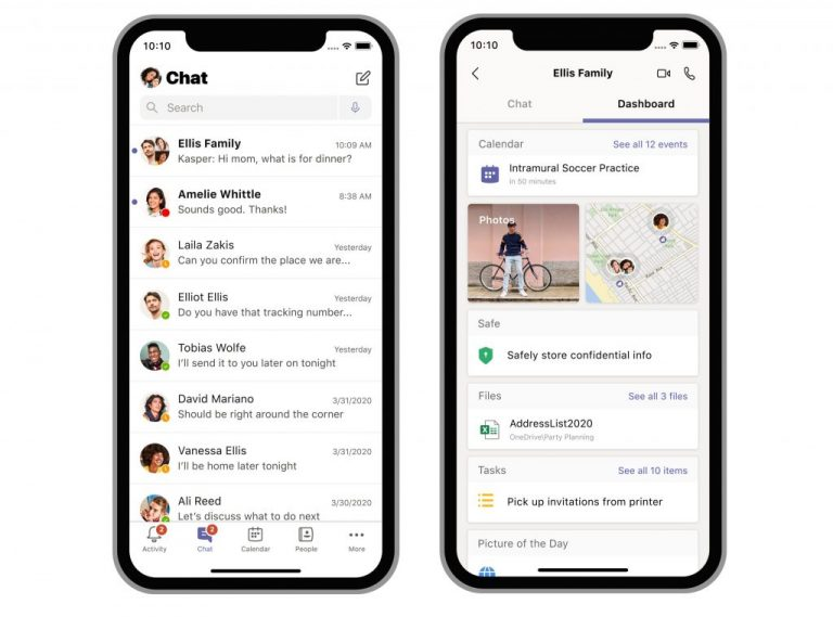Microsoft Teams for Consumer is coming: here's what we know so far OnMSFT.com March 30, 2020