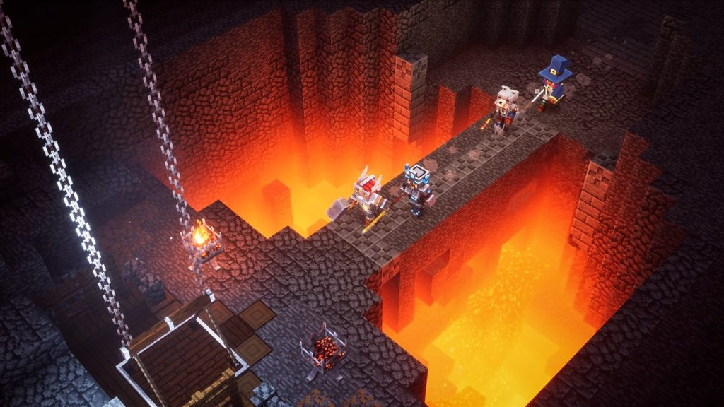 Hands-on with Minecraft Dungeons: is it Minecraft for the rest of us? OnMSFT.com April 17, 2020