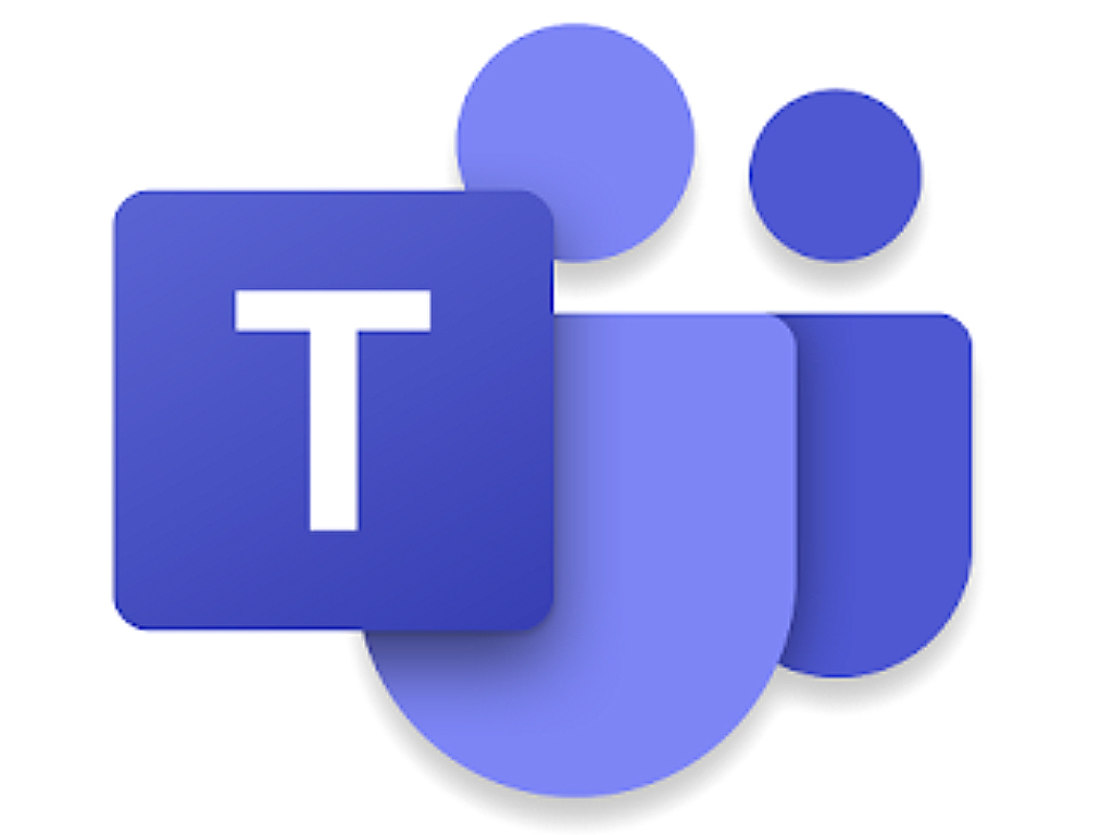 Microsoft Teams app icon.