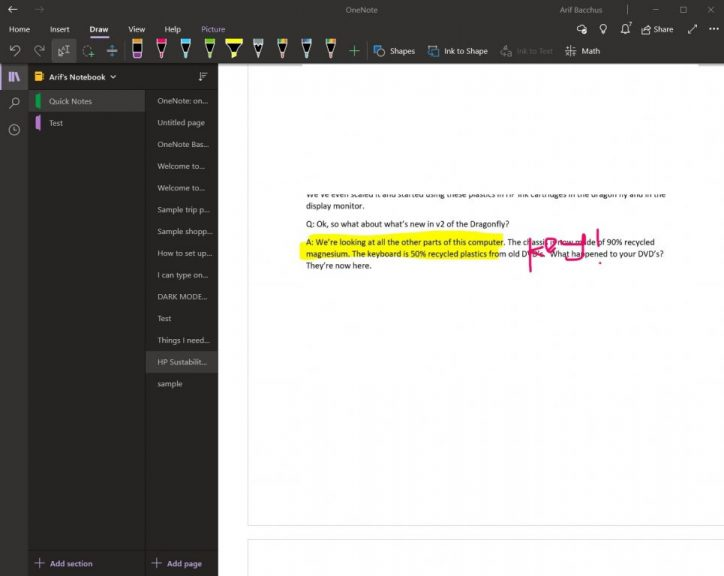 These tips and tricks will make you a pro at OneNote on Windows 10 OnMSFT.com March 11, 2020