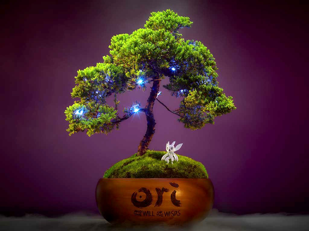 Ori and the Will of the Wisps bonsai