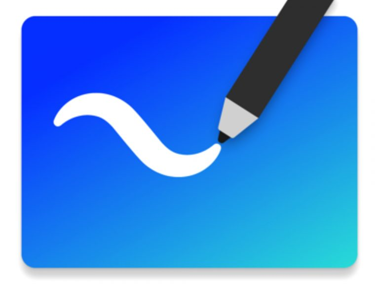 New Microsoft Whiteboard app icon on iOS and Windows 10