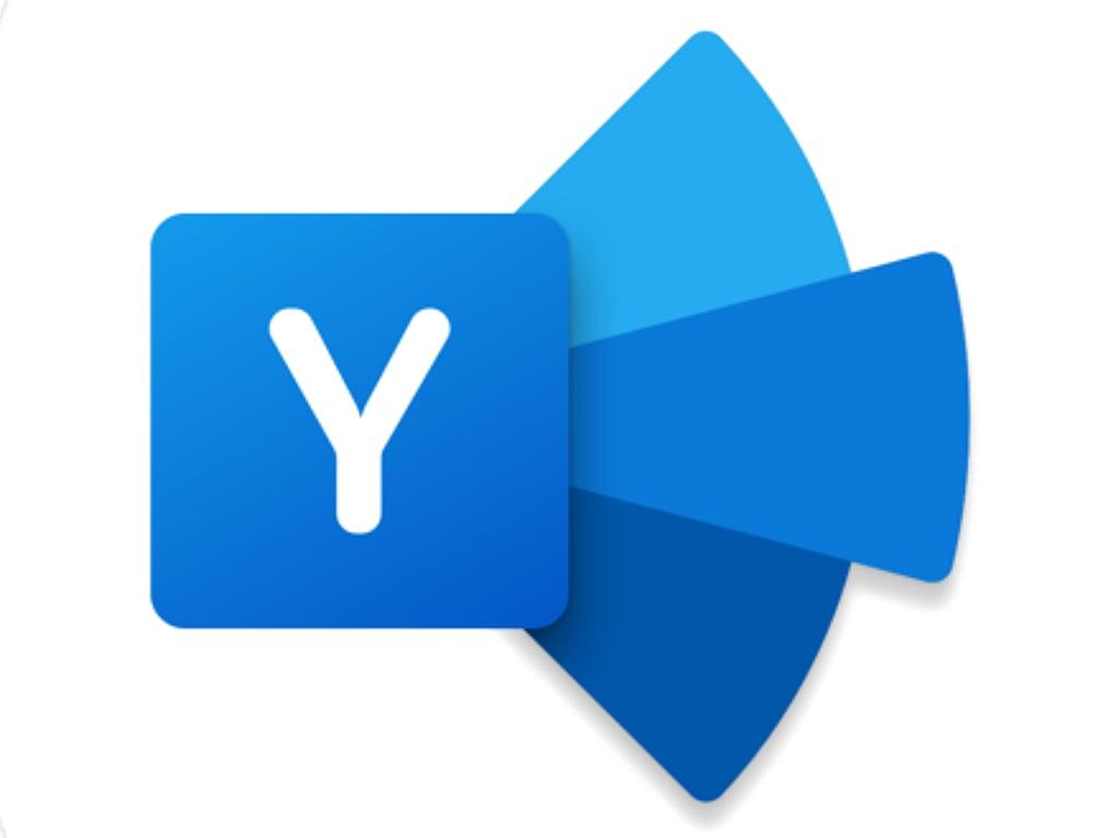 Microsoft Yammer app icon.