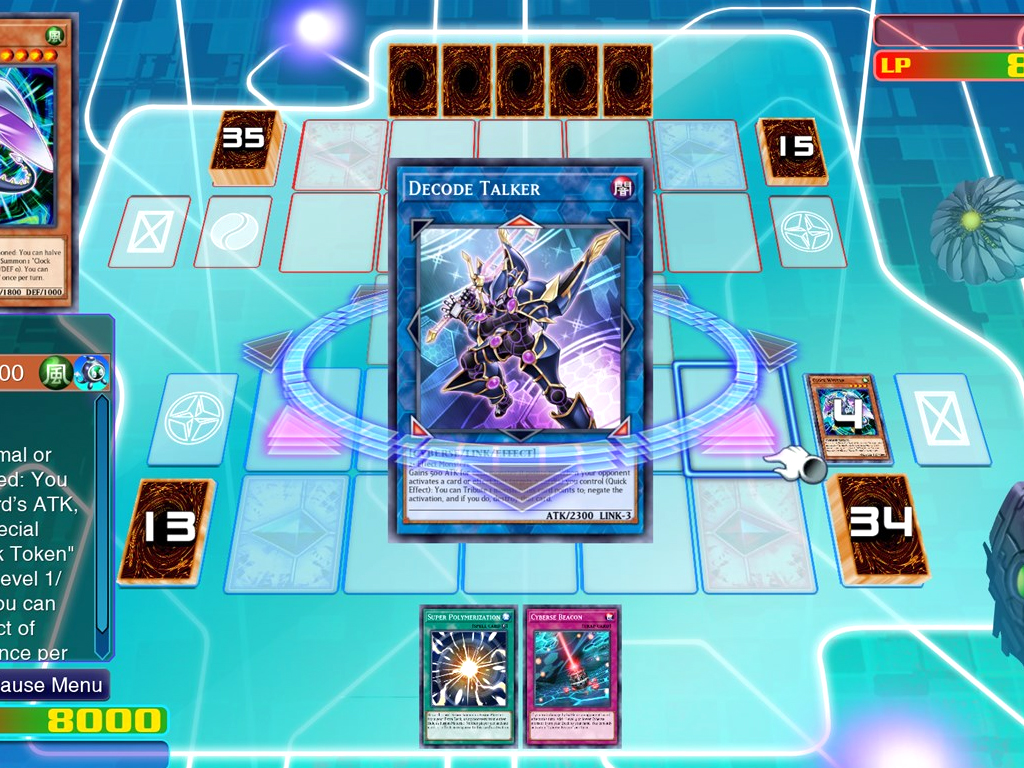 Yu-Gi-Oh! Legacy of the Duelist : Link Evolution video game on Xbox One
