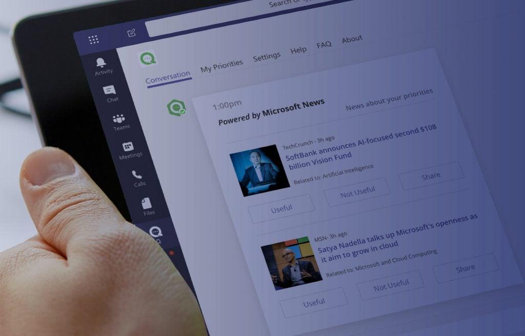 Microsoft Teams, Microsoft, Apps