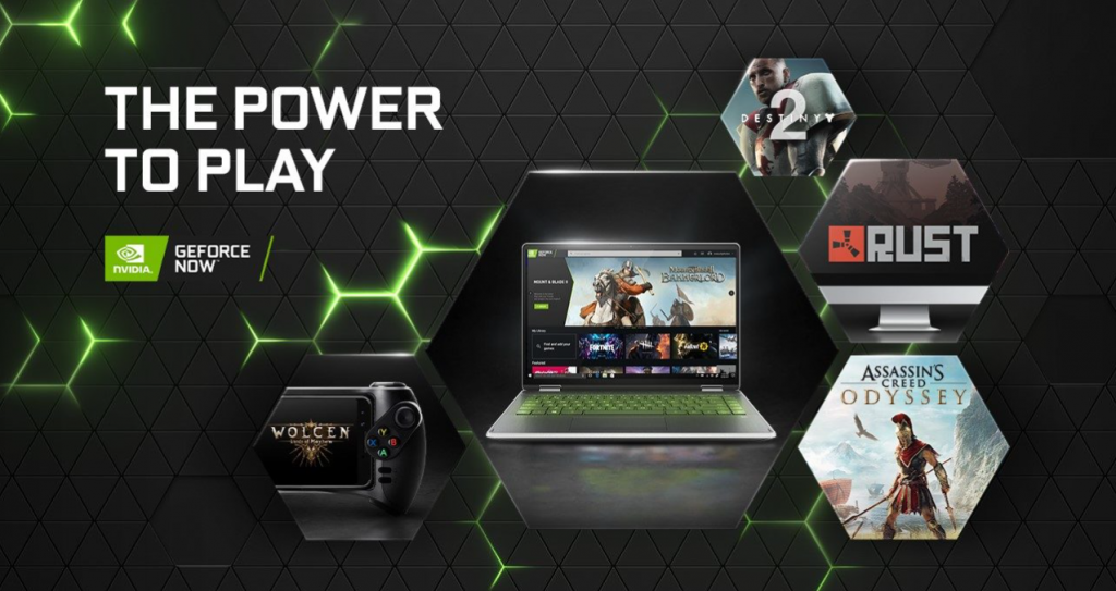 Microsoft is pulling Xbox Game Studios titles from Nvidia's GeForce Now game streaming service OnMSFT.com April 21, 2020