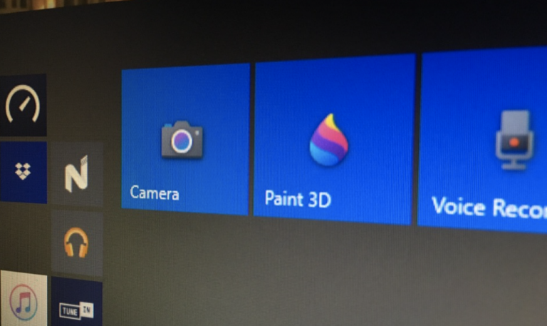 Windows 10 news recap: camera gets fluent design icon, twitter gets dm and multi-account improvements, and more - onmsft. Com - april 25, 2020