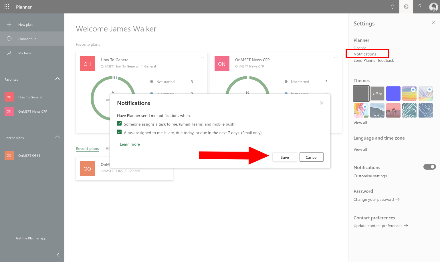 How to assign tasks when working remotely using Microsoft Planner OnMSFT.com April 7, 2020