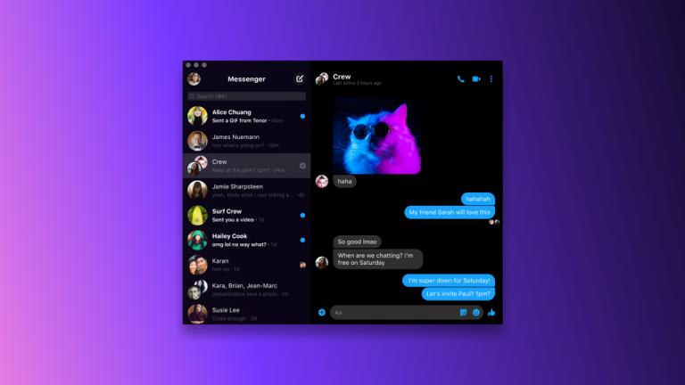 Windows 10 news recap: rebuilt facebook messenger app arrives, xbox beta app gets performance boost, and more - onmsft. Com - april 4, 2020