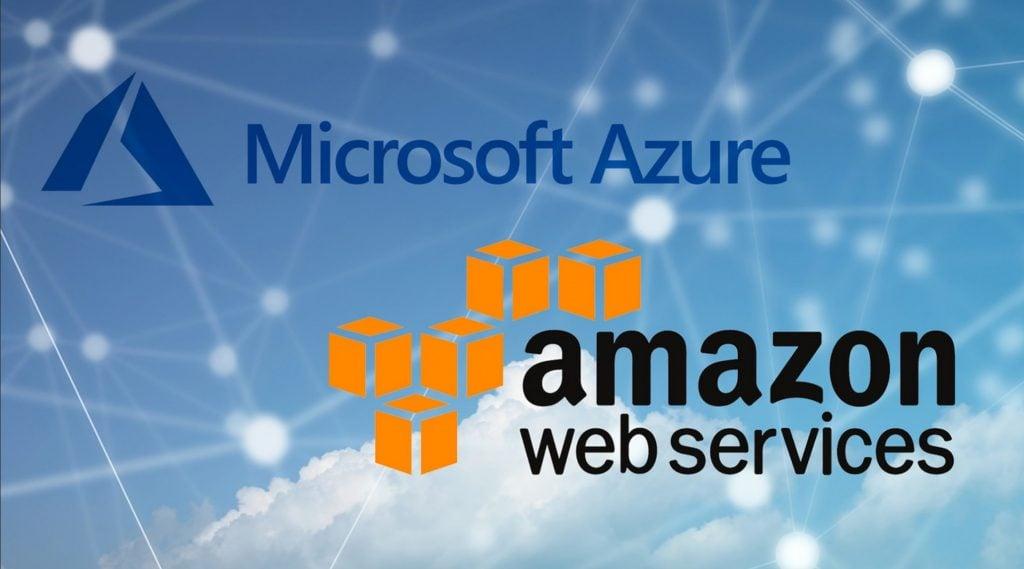 Microsoft JEDI cloud computing contract