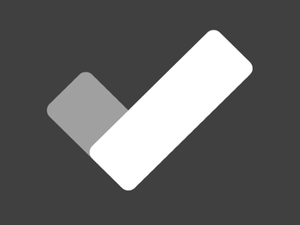 Microsoft To Do grey app icon